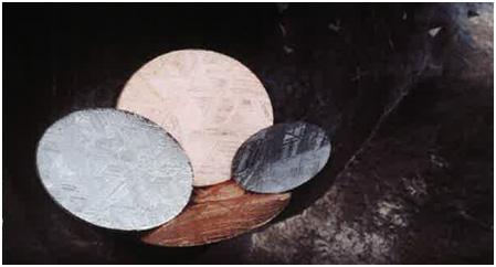 meteorites crystal supplier